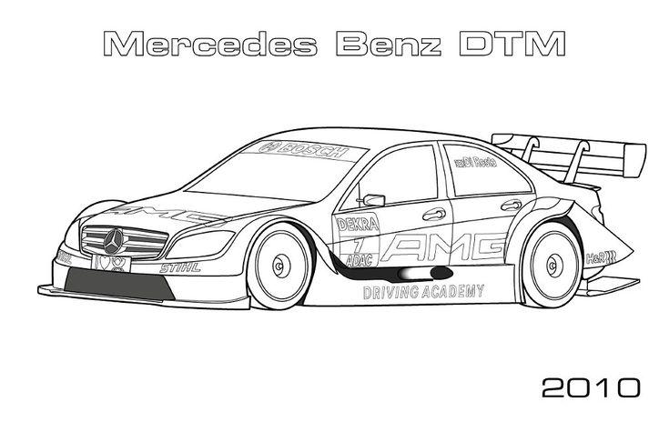 Mercedes Coloring Pages | Ausmalbilder, Ausmalen, Mercedes ...