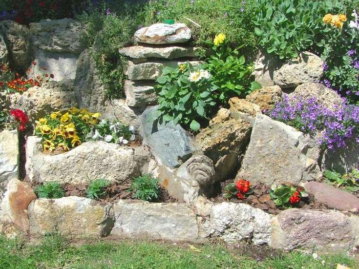 best 25+ steingarten anlegen ideas on pinterest, Gartenarbeit ideen
