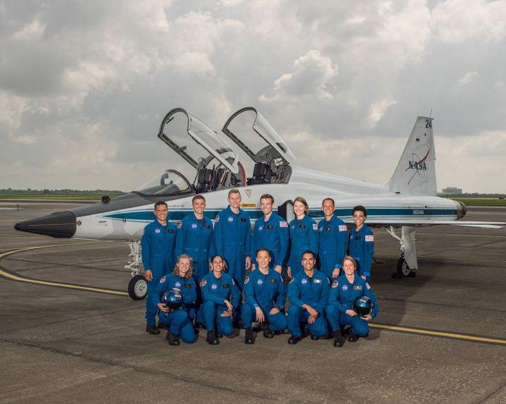 Nasa, i dodici aspiranti astronauti per il viaggio su Marte