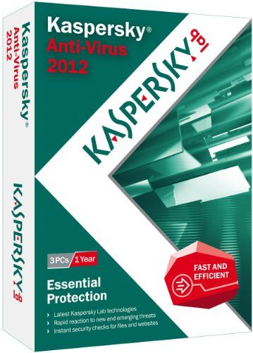 http://get-wso.info/kaspersky-anti-virus-2012-3-users/ Kaspersky Anti-Virus 2012 is the backbone of your PC's security system, delivering real-time protection from the latest malware and viruses. It works behind-the-scenes with intelligent scanning and small, frequent updates, while proactively protecting you from known and emerging Internet threats.