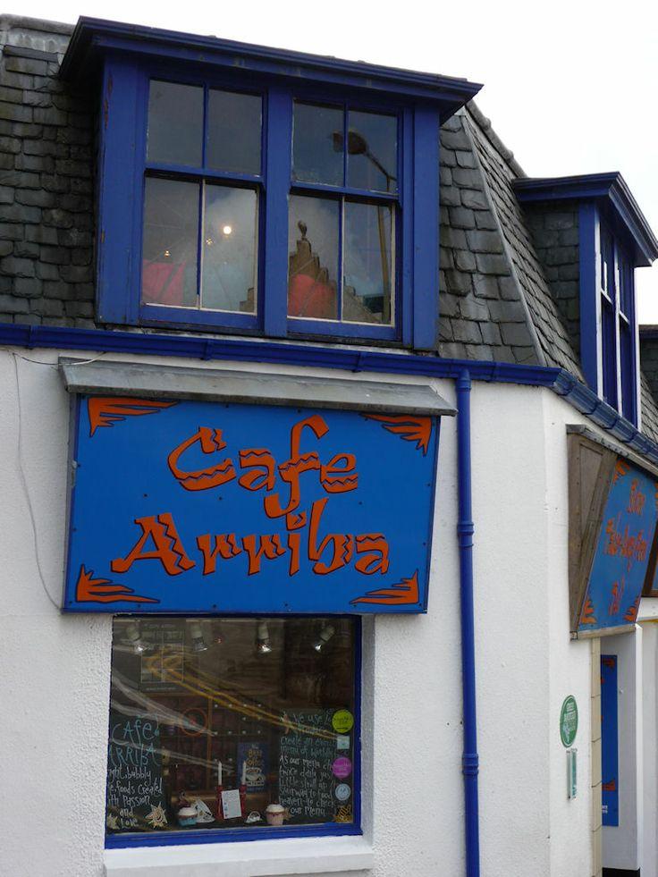 FOOD - Cafe Arriba Restaurant Reviews, Portree, United Kingdom - TripAdvisor