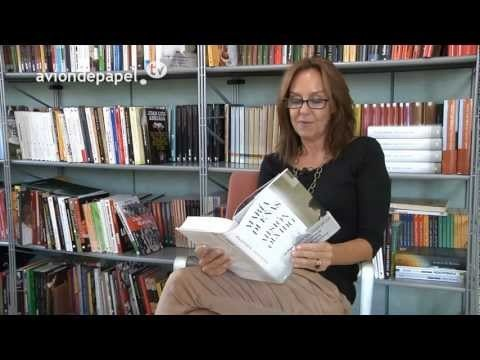María Dueñas reads Misión Olvido.