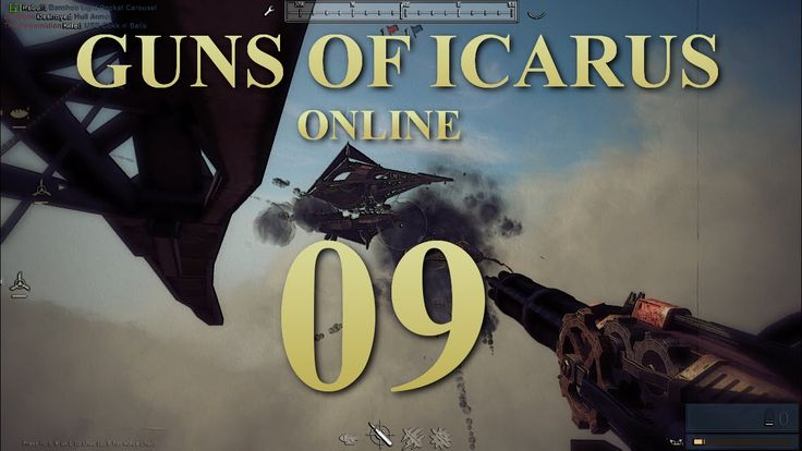 Guns of Icarus Online 09 - Dueling Pyramidions