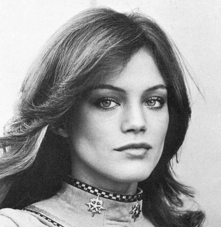 Maren Jensen as Athena in Battlestar Galactica (1978)