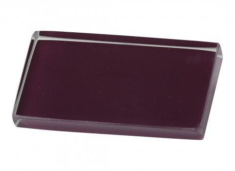 Helderr Glas Design: accent paars, een glaskleur voor glazentafel,bureau,lamp,tablethouder,ipadhouder, nachtkast of bijzet tafel www.theobot.nl Zwaag (Hoorn) N-H