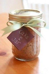 Cake In A Jar Recipe Military