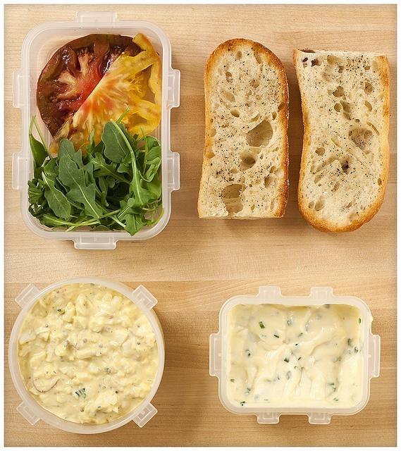 Tarragon Egg Salad Sandwiches with Homemade Lemon-Chive Mayo | Egg ...