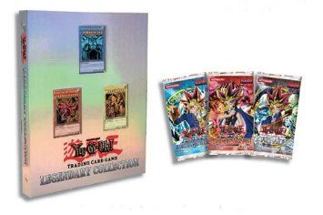 Yugioh Legendary Collection