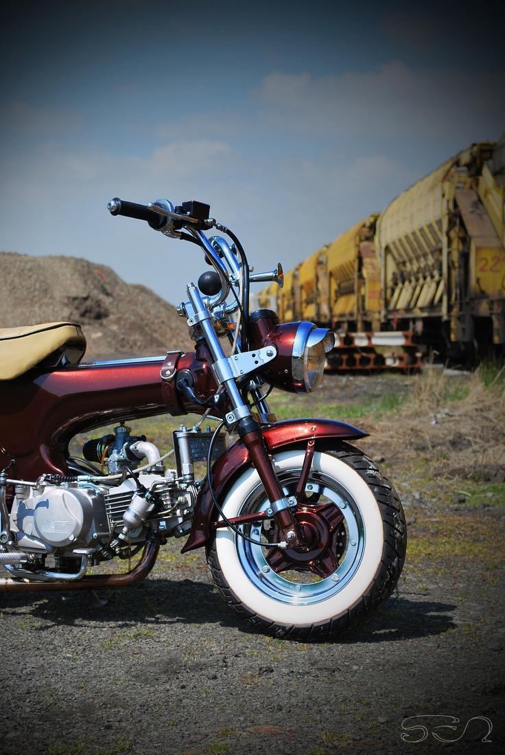 160cc mini bike from Honda