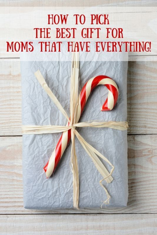 224 best images about holidays general on pinterest for Gift ideas for mom who has everything