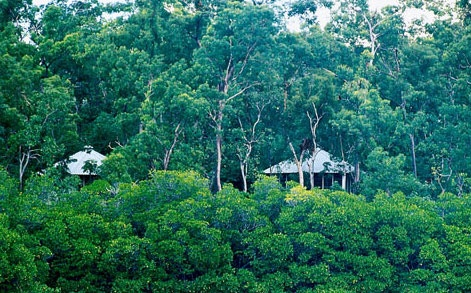 Seven Spirit Bay Wilderness Lodge wedding venue