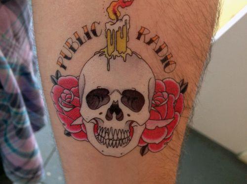 Public Radio Tattoos | This American Life
