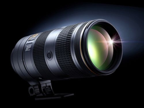 Nikon NIKKOR 70-200E 100th Anniversary Special Lens 70-200mm