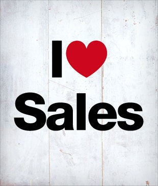 Sales is a great career. Every day you get to wake up, look yourself in the mirror and give yourself a raise. Then, all you have to do is go out and earn it!