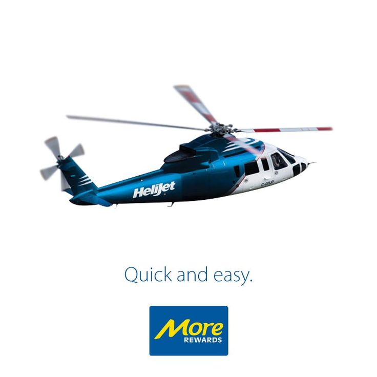 The quickest way to get from Vancouver Harbour to Victoria Harbour: Helijet. Quick and comfortable travel awaits: https://www.morerewards.ca/…/helijet-vancouver-harbour-or-v…
