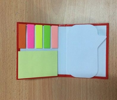#stickynotes all in one convenient #booklet!