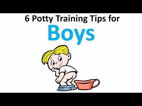 Potty Training Tips For Boys -- https://www.youtube.com/watch?v=UBi9XApsBbI
