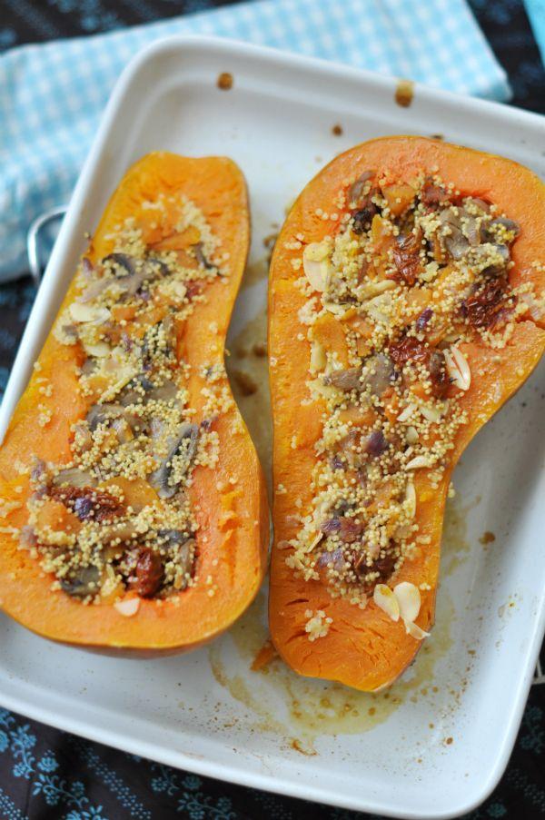 Ötletes őszi ebéd a töltött sütőtök, ráadásul gluténmentes is