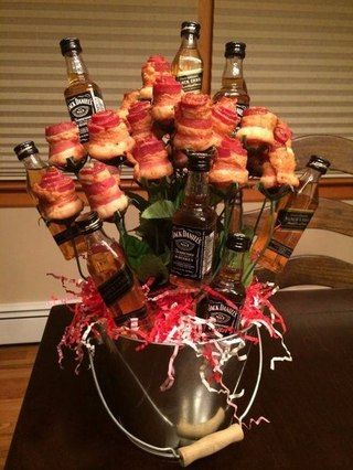Bouquet for real men