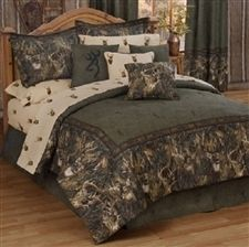 11 Piece Jumbo Browning Bedding Set! Great Price Visit www.crystalcreekdecor.com