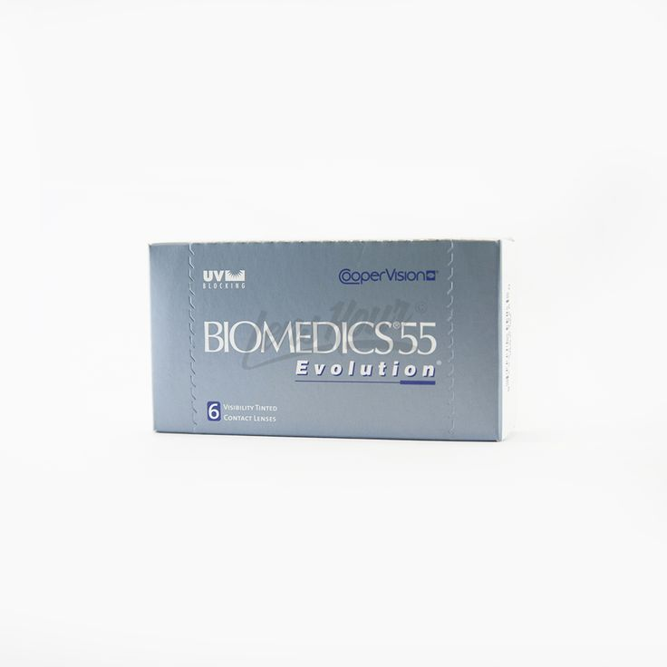Coopervision Biomedics 55 Contact lenses