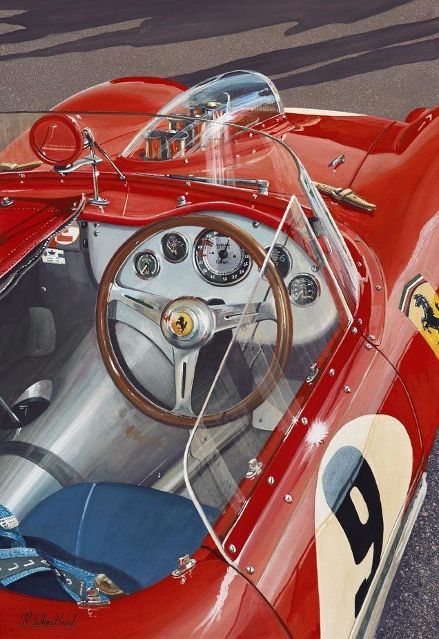 Richard Wheatland Sport Cars