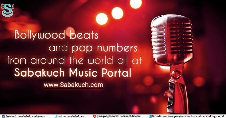 #Bollywood #beats & #pop numbers from around the world all at #Sabakuch #Music portal : https://goo.gl/4ToAtM