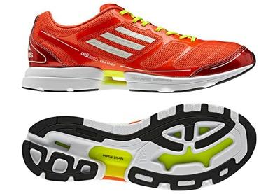 Adidas Adizero Feather.