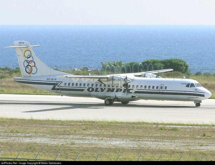 Olympic Airways ATR 72-202
