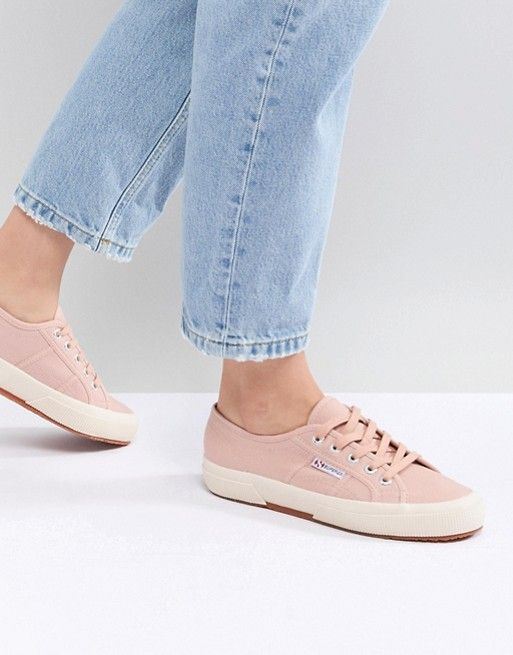 2019 Canvas Sneakers In Pink 2750 Superga oCerBxd
