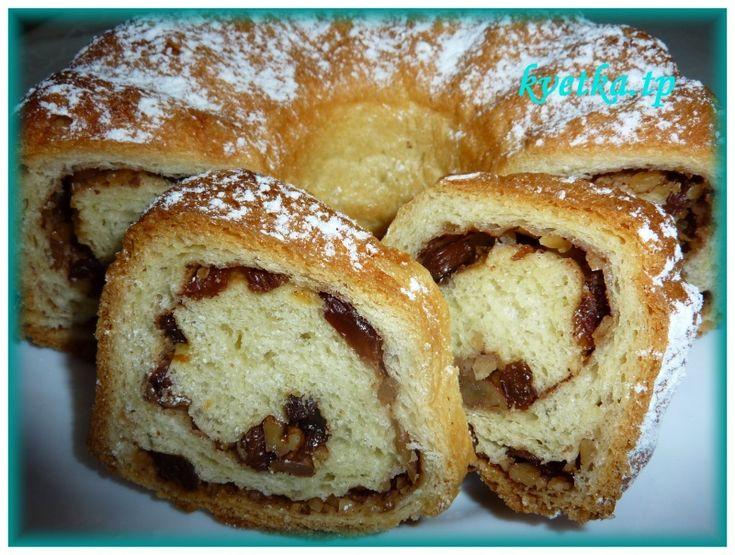 0713. Kärntner Reindling - Korutanská specialitka od Venda1 - recept pro domácí pekárnu