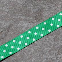 Pretty printed Dot printed ribbon.