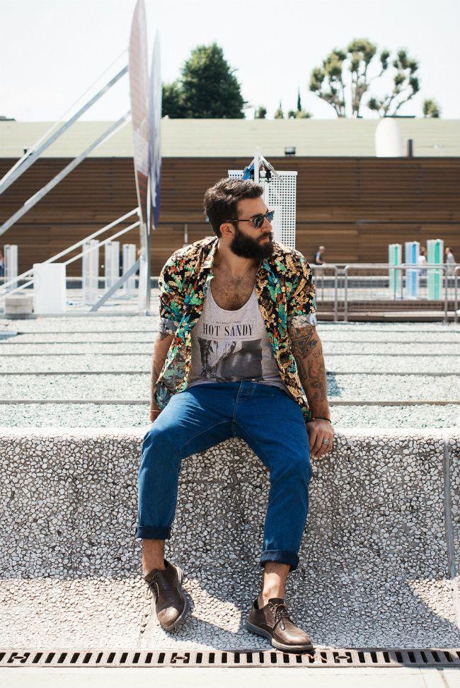 El mejor street-style de la semana: la calle apuesta por el denim para el entretiempo