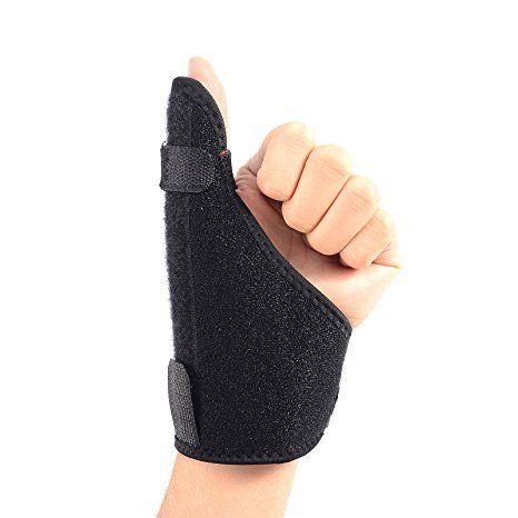 Pouce Poignet Main Attelle Support Therapie Orthese entorse arthrite goutte bretelle: Amazon.fr: Sports et Loisirs
