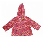 Oobi Splish Splash Pink Raincoat
