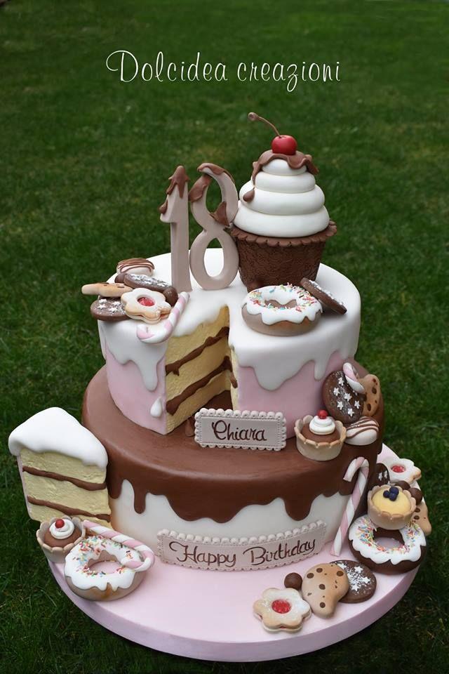 Sweet cake by Dolcidea creazioni