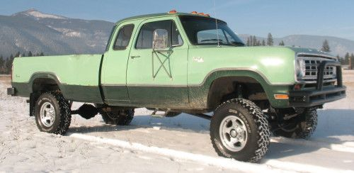 Mopar Truck Parts :: Dodge Truck Photo Gallery Page 236