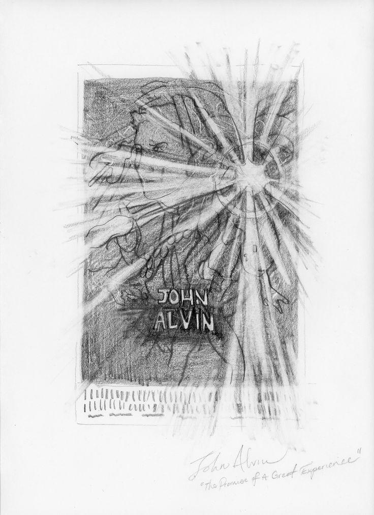 Initial Sketch: 2 of 3 (John Alvin)