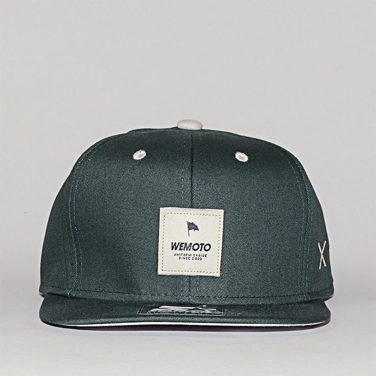 Caps WEMOTO  Flag Vert