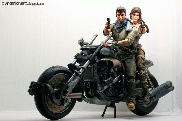Lara Croft And Nathan Drake: 1000+ Images About Croft And Drake On Pinterest