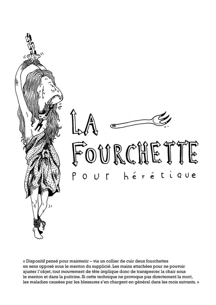 LA FOURCHETTE POUR HÉRÉTIQUE