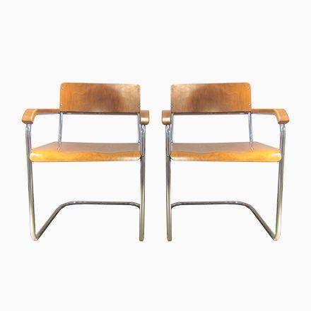 die besten 25 freischwinger ideen auf pinterest freischwinger st hle tisch und st hle und. Black Bedroom Furniture Sets. Home Design Ideas
