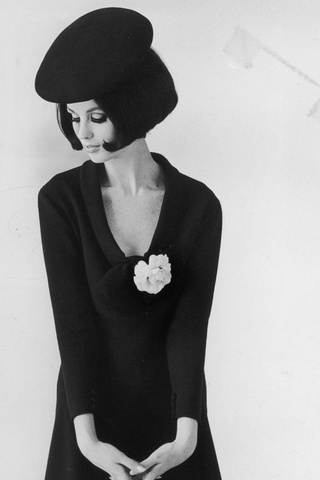 Diseño de Pierre Cardin 1964