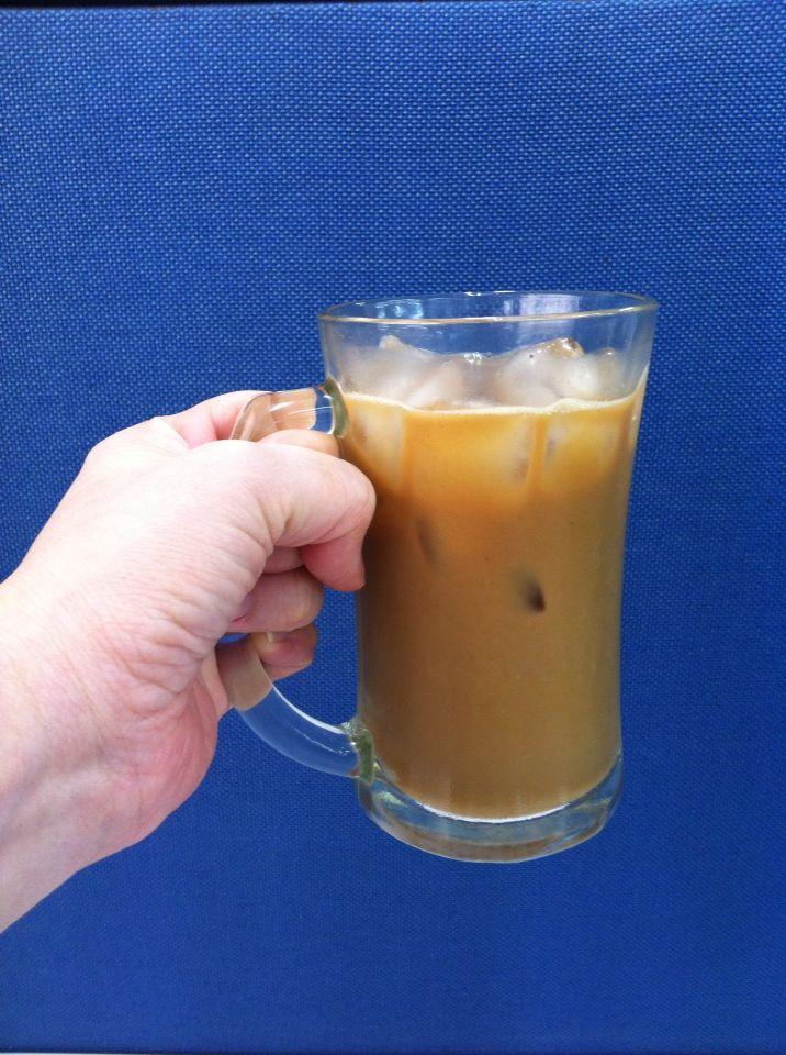 Vietnamese Brown Coffee