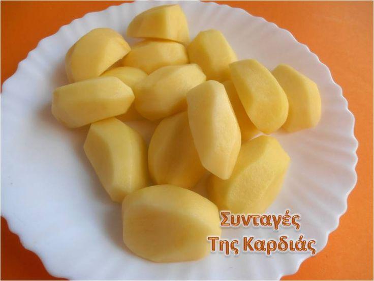 Πατάτες, πατατούλες, αγαπημένες από μικρούς και μεγάλους. Μπορούμε να καταψύξουμε πατάτες??? Όσοι έχουν ασχοληθεί με το θέμα «κατάψυξη» θ...