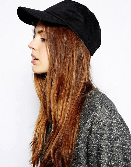 Baseball hats are in trend because it adds a sporty touch into your outfit