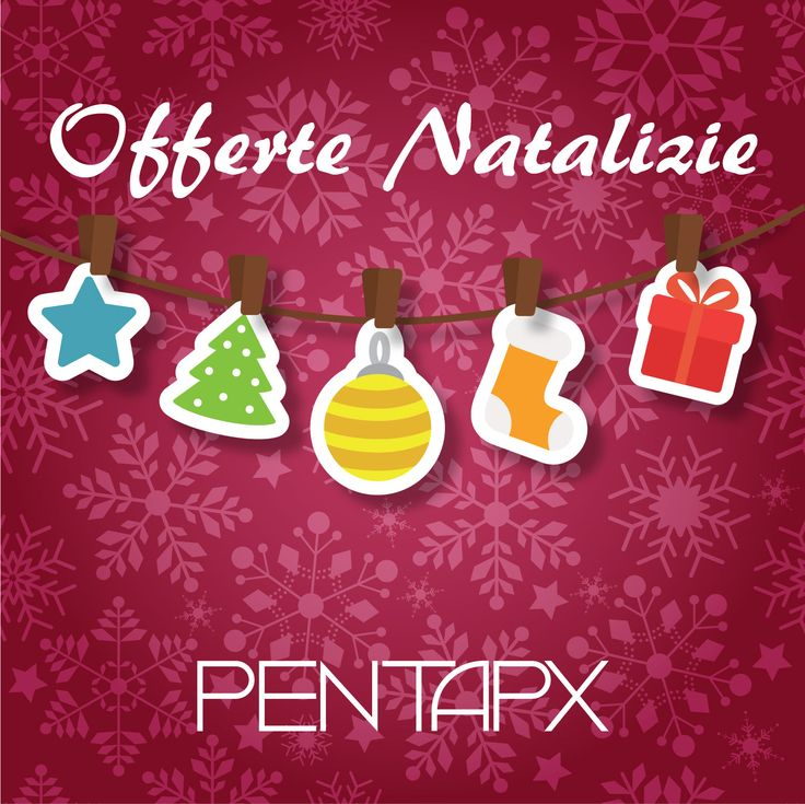 Regali speciali e personalizzati?Grafica natalizia che colpisca?Scopri le #offertenatalizie #PENTApx http://www.pentapx.eu/2014/12/10/offerte-natalizie-px/