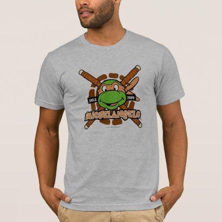 TMNT | Michelangelo Since 1984 T-Shirt - click to get yours right now!