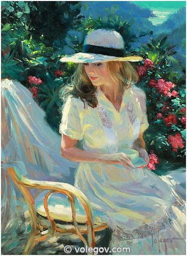 Vladimir Volegov - Coffee on Terrace