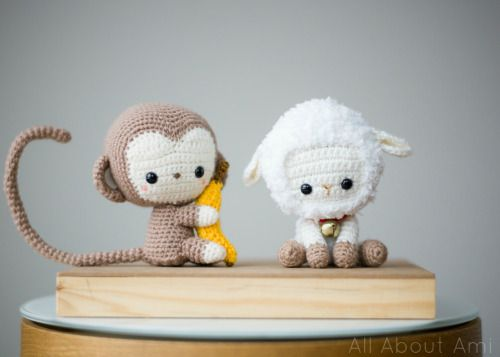 FREE PATTERNS for these little cuties & more...